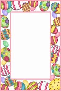 7 Best Images of Easter Border Template Free Printable ...