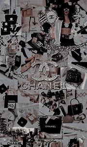 Lockscreen Chanel | Iphone wallpaper vintage, Iphone ...