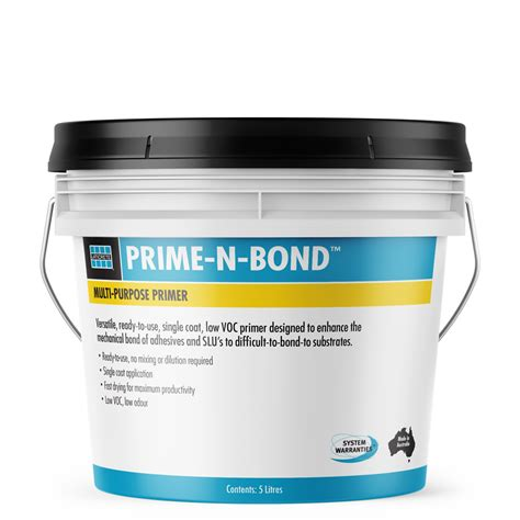 This is in contrast to named perils coverage. PRIME-N-BOND - LATICRETE