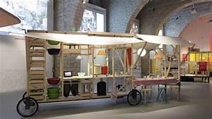 design pour cantines de rue With madame shawn carreau du temple
