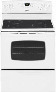 Amana Electric Range Self Cleaning Instructions