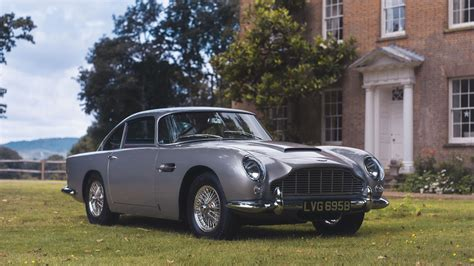 Classic Aston Martin Db5 by Aston Martin Db5 Becomes Classic Car To Be Sold Via