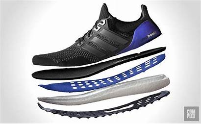 Adidas Boost Technology Complex Brand Innovation Industry