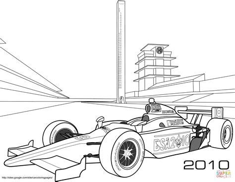 Kleurplaat Raceauto Bull by Indy Raceauto Kleurplaat Gratis Kleurplaten Printen