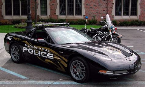 World's Fastest Police Cars