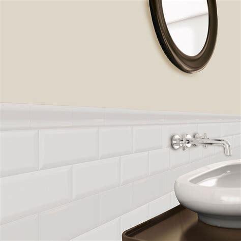 u s ceramic tile bright glazed snow white 3 in x 6 in