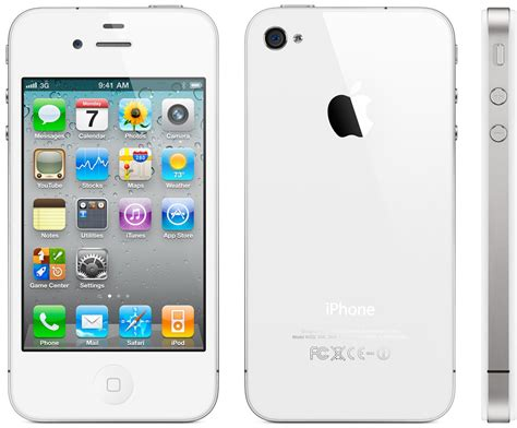 white iphone 4 apple iphone 4 8gb bluetooth wifi white phone sprint