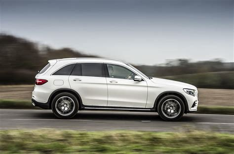 And with the greatest suitability for everyday use the. 2016 Mercedes GLC 250 d 4Matic AMG Line review review | Autocar