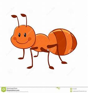 Cartoon Ant Mascot Stock Photo - Image: 28155240 | ant and ...