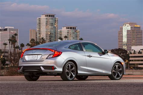 Honda Civic Coupe by 2016 Honda Civic Coupe Touring One Week Review