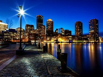 Skyline Boston Wallpapers Pixelstalk