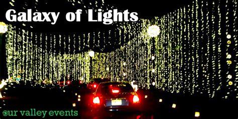 galaxy of lights huntsville al huntsville botanical gardens galaxy of lights galaxy of