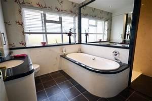 marble master bathroom suite installation versital With built in bathroom suites