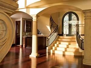 Tuscan Style Home Interiors Interiors of Mediterranean