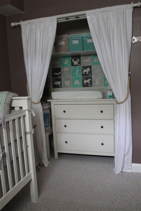 25 best ideas about baby nursery closet on