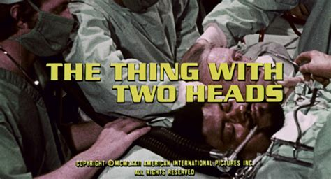 american international pictures trailer typography