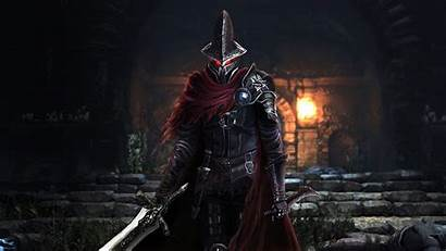 Souls Abyss Dark Watchers Watcher Iii Digital