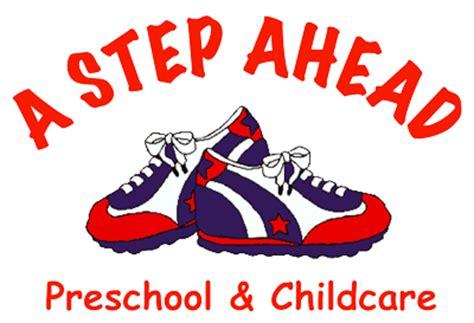 preschool a step ahead preschool and daycare 973 | web logo