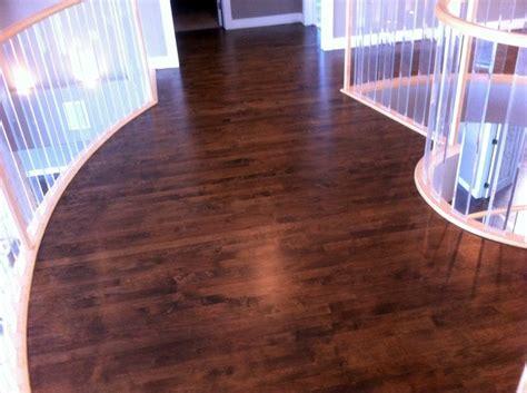 Recoat & Cleaning Hardwood Floors Edmonton & Sherwood Park