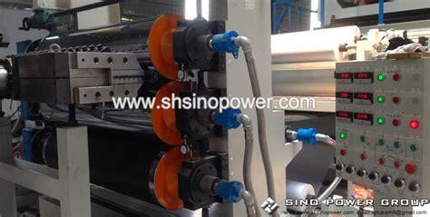 acp aluminum composite panel sheet machine production