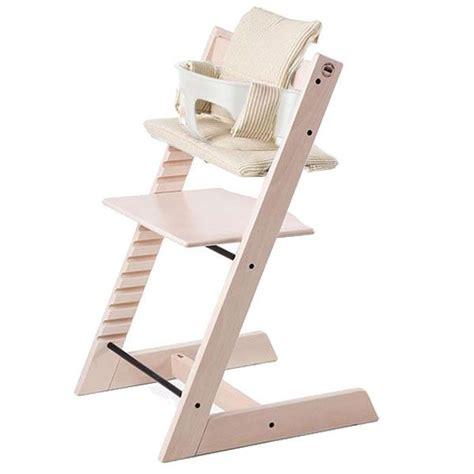 Trip Trap Stühle by Stokke Tripp Trapp Whitewash B A B Y M U S T H A V E S