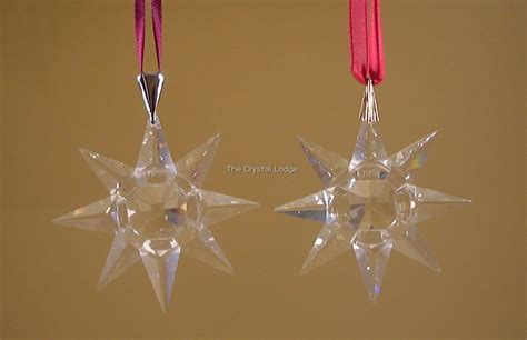 swarovski swarovski 1991 christmas ornament europe