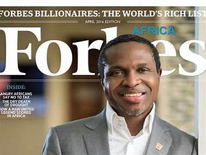Failure teaches you a lot, says Tonye Cole in Forbes ...