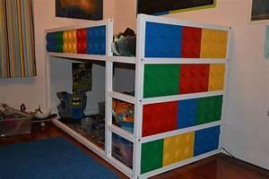 Kinderzimmer Einrichten Ikea : ikea kura bed hack lego bed for the home pinterest ~ Michelbontemps.com Haus und Dekorationen