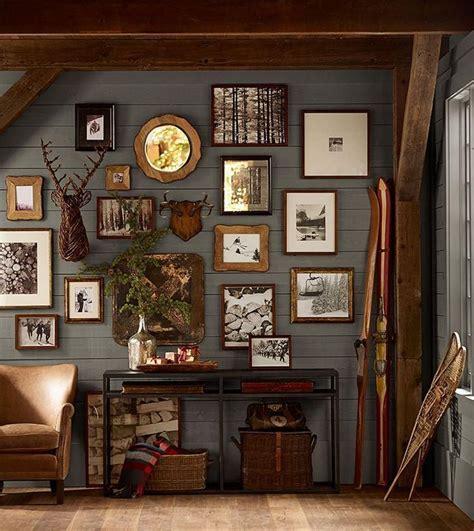 Best 25  Rustic gallery wall ideas on Pinterest   Rustic