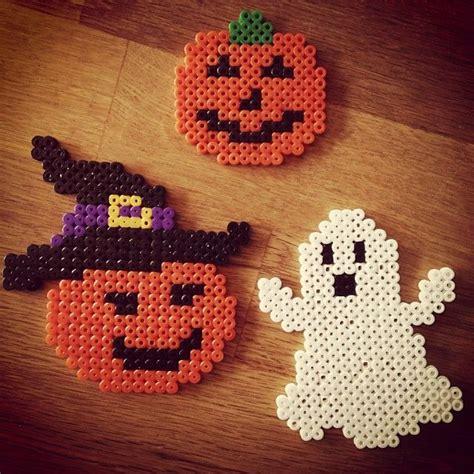 die besten  halloween buegelperlen ideen auf pinterest