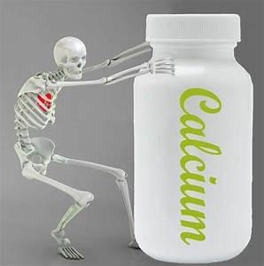 Calcium Has No Effect On Old Bones Oct 27  2019