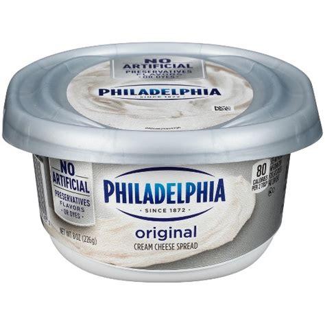 cheese tub philadelphia regular cheese tub 8 oz target