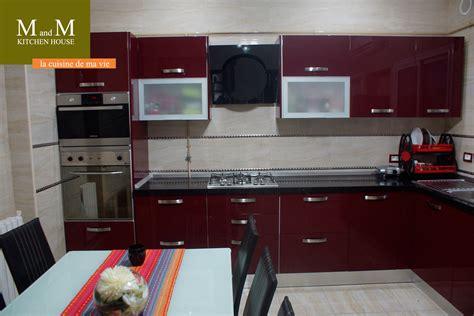meuble cuisine tunisie cuisine encastrable et beige meubles et décoration