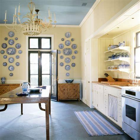 blue and yellow kitchen ideas kitchen entrancing blue and yellow kitchen decoration