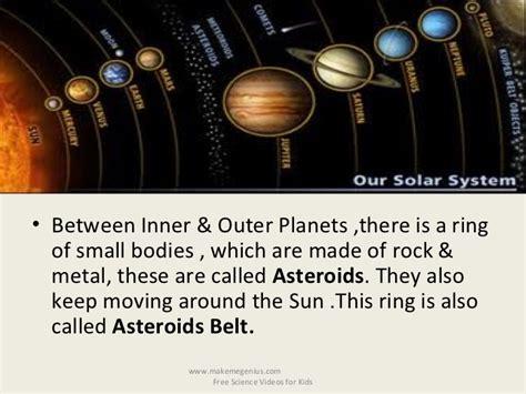 best ppt solar system
