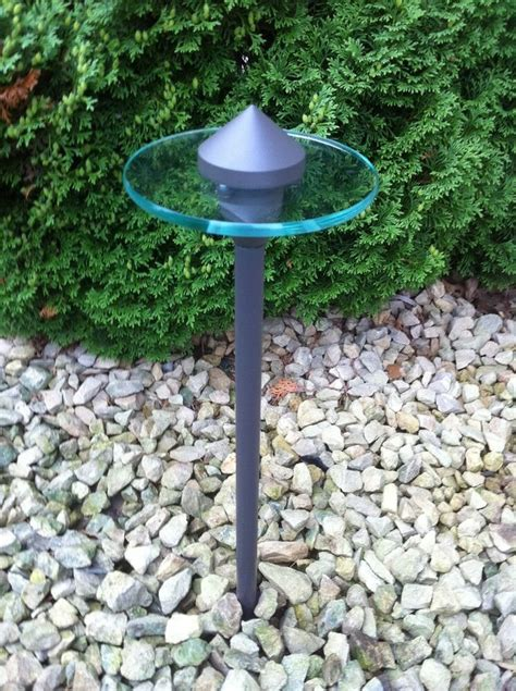 outdoor low voltage landscape lighting path area light virgobr cast aluminum ebay