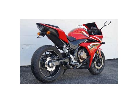 cbr motorbike for sale 2016 honda cbr 500r for sale 14 used motorcycles from 4 552