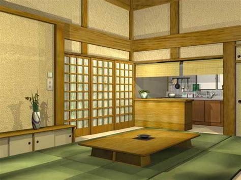 desain interior eksterior rumah jepang tradisional unik