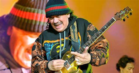 Santana Plan Summer 'transmogrify' Tour