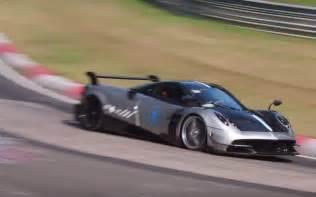 lexus davis pagani nurburgring record with huayra bc performancedrive