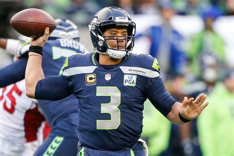 russell wilson seattle seahawks quarterback