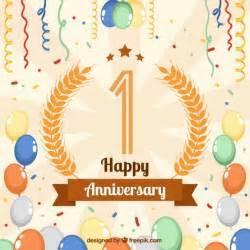 Happy 1st Year Work Anniversary
