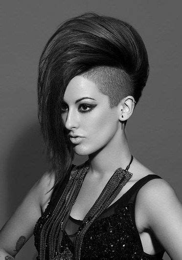 hair styles best 25 mohawk hairstyles for ideas on 7335