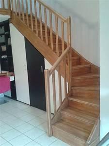Repeindre Escalier En Bois : sup rieur peindre meuble en pin vernis 14 pour ~ Dailycaller-alerts.com Idées de Décoration