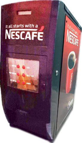 Bean to cup coffee maker: Nescafe Sprectra 2 Babul Top Tea Coffee Auto Vending Machine Price in Bangladesh | Bdstall