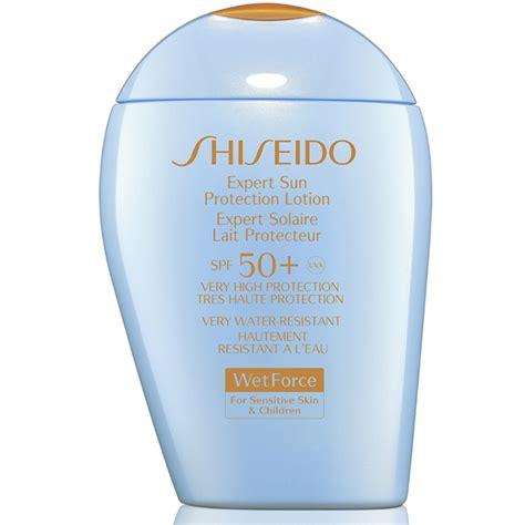 shiseido expert sun protection lotion spf50 100ml health