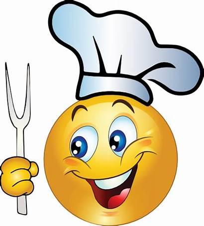 Cook Smiley Emoticon Clipart Emoji Emoticons I2clipart