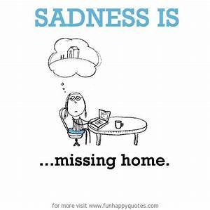 Missing Home Quotes. QuotesGram