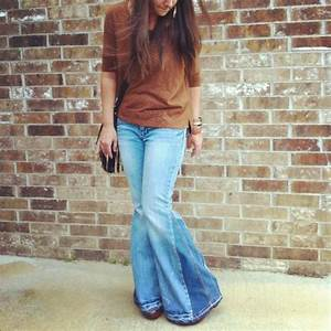 HUNTRESS of NOSTALGIA DIY Super Flare Jeans - I still ...