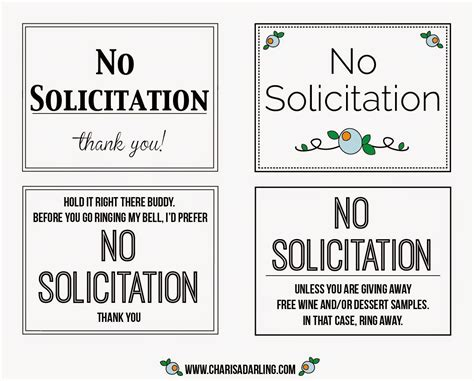 No Solicitation Printable Signs  Charisa Darling. Qualifying For A Home Loan Lowest Loan Rates. Social Work Research Topics Send Html Email. What Are Cell Phones Made Of. Spanish For Grandmother Nashua Tire Wholesale. Intrusion Detection System Software. Long Haul Moving Companies Wasp Control Kent. The Importance Of Going To College. Top Plastic Surgeon Los Angeles